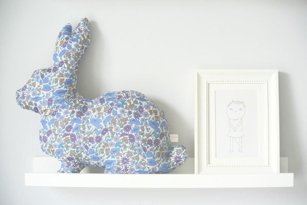 Liberty-rabbit-cushion-daisy-poppy