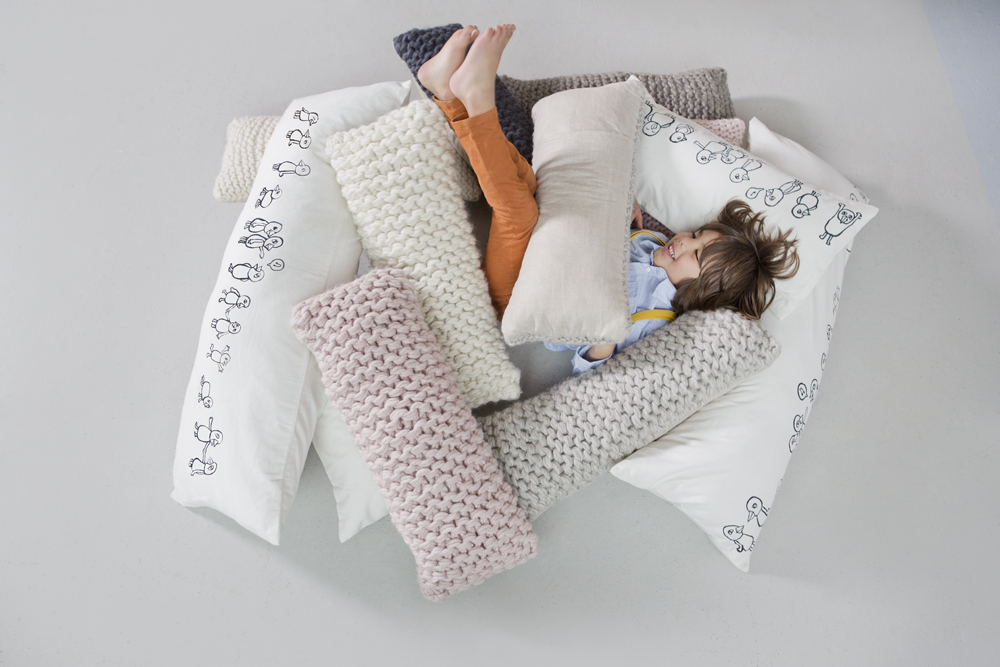 Zilalila Cushion Collection 1000 A-W 2013 -