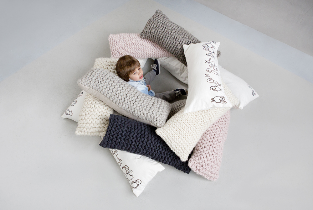 Zilalila Cushion Collection 1000A-W 2013