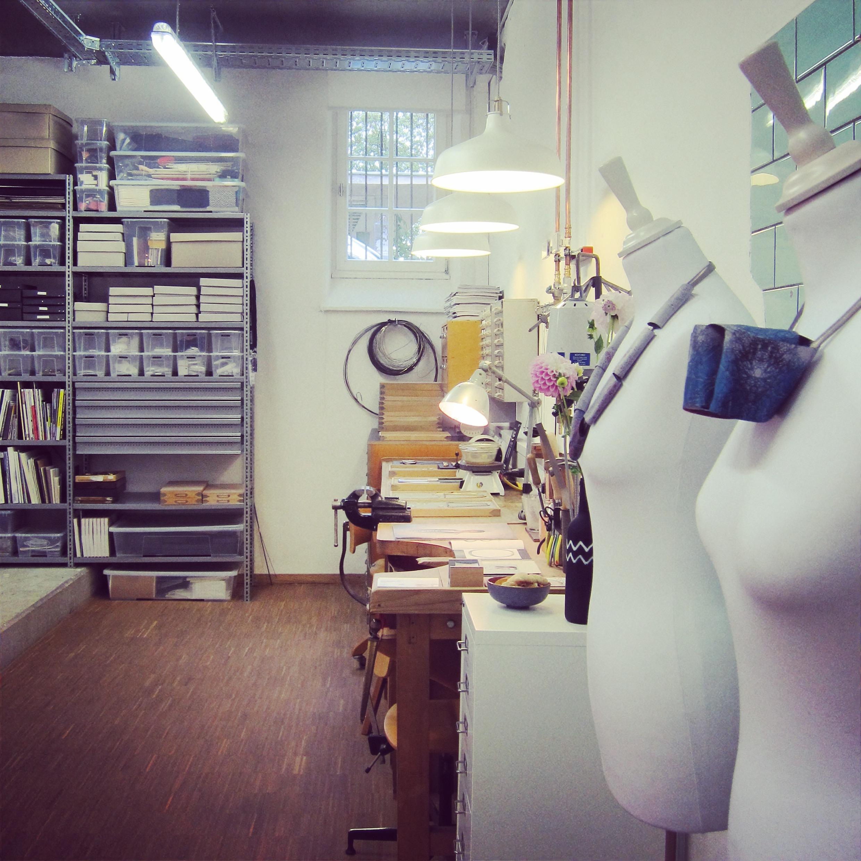 workplace Jasmina jovy Jewellery