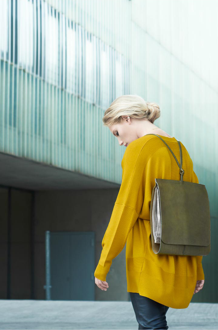 Dutch Basics - Bags