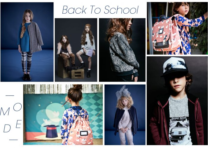 Back To School - Rentrée Kids 2016